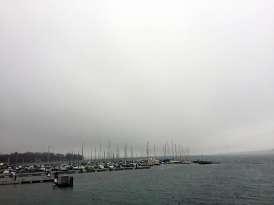 View of lake Leman - Weekend in Geneva