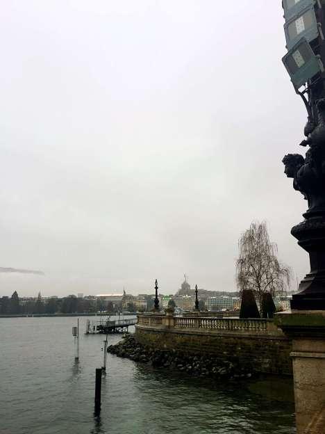 Jetee des Paquis - Weekend in Geneva