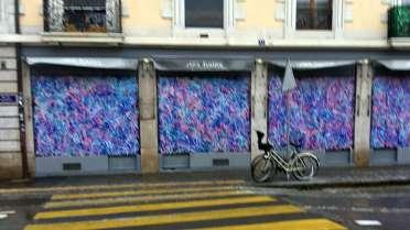 Graffiti - Weekend in Geneva