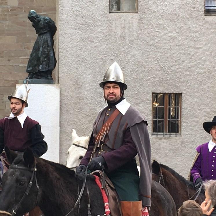 Horse men- Weekend in Geneva