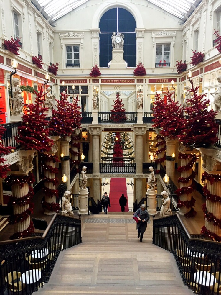 Passage Pommeraye - things to do in Nantes