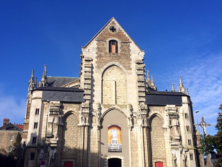 Église Saint-Similien, Nantes