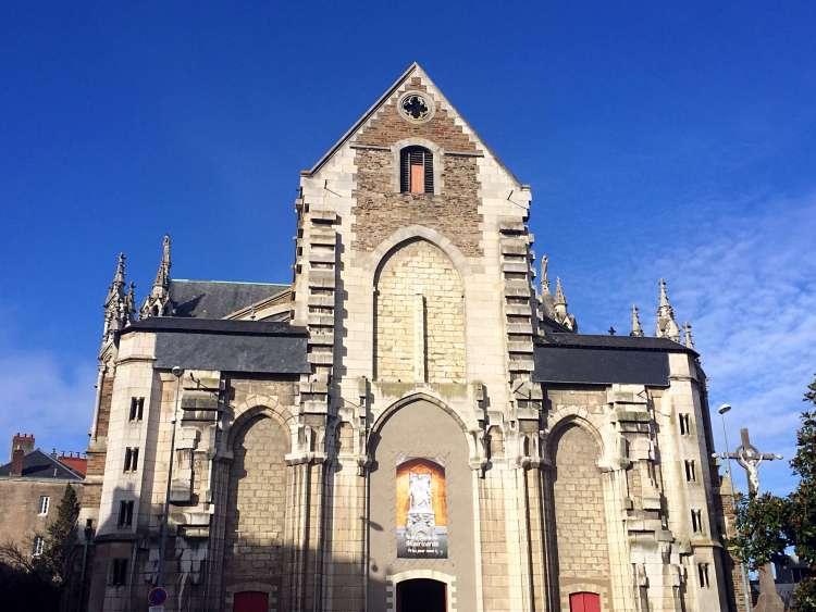 Église Saint-Similien, Nantes