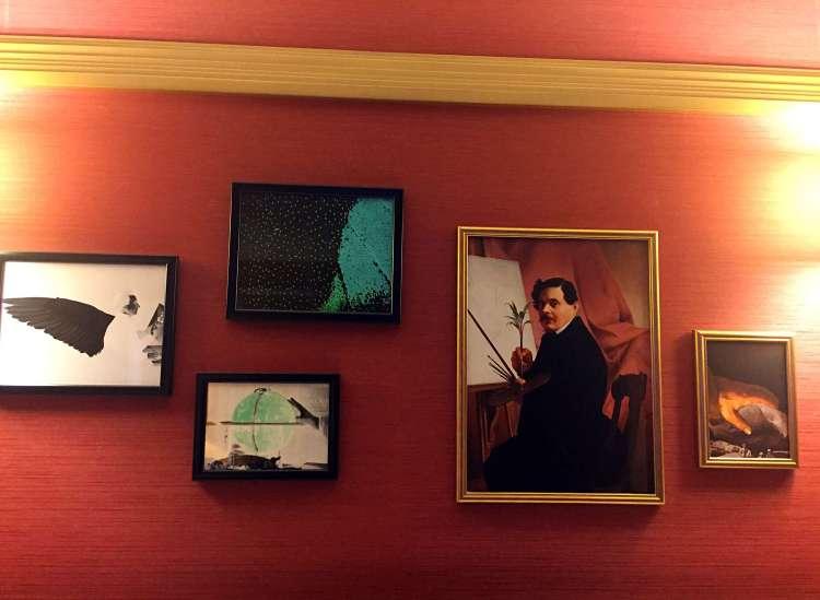 Room decor - Hotel Rotary Geneva
