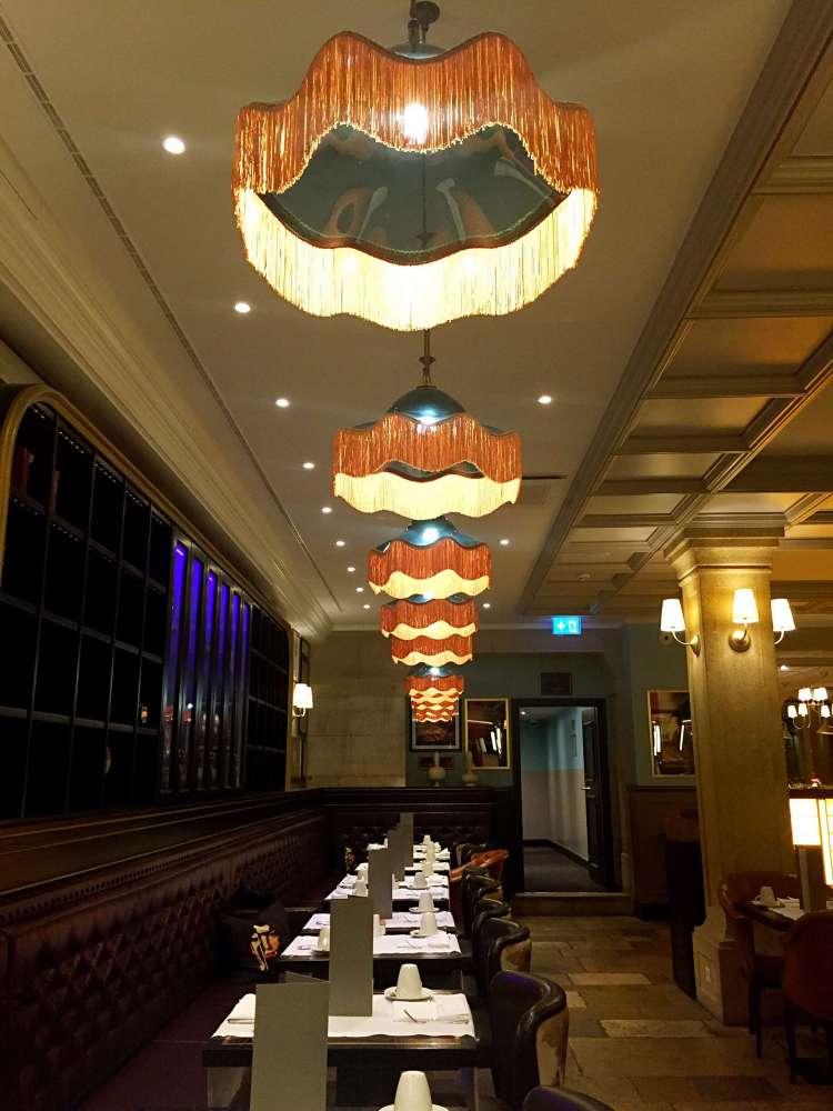 Restaurant L'Artisan - Hotel Rotary Geneva