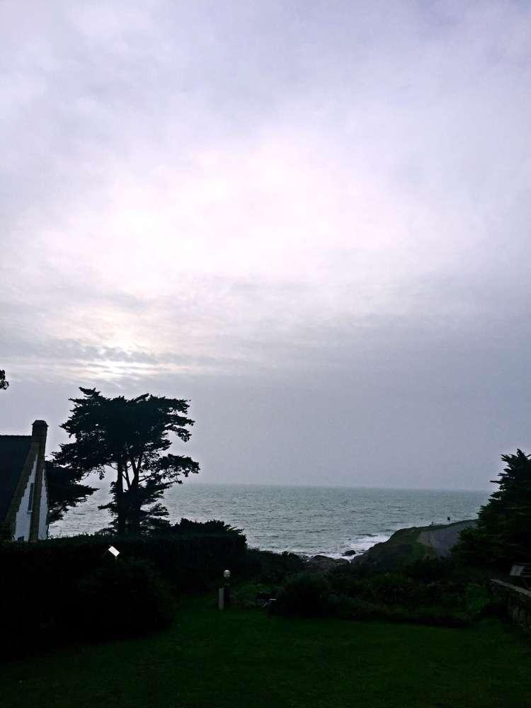 Sea view - St Gildas de Rhuys