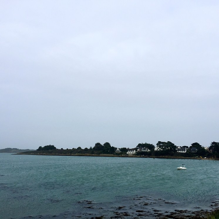 Saint-Gildas-de-Rhuys - sea view - off the beaten track Brittany