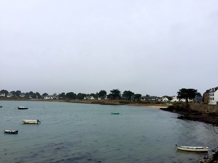 Arzon port - off the beaten track brittany
