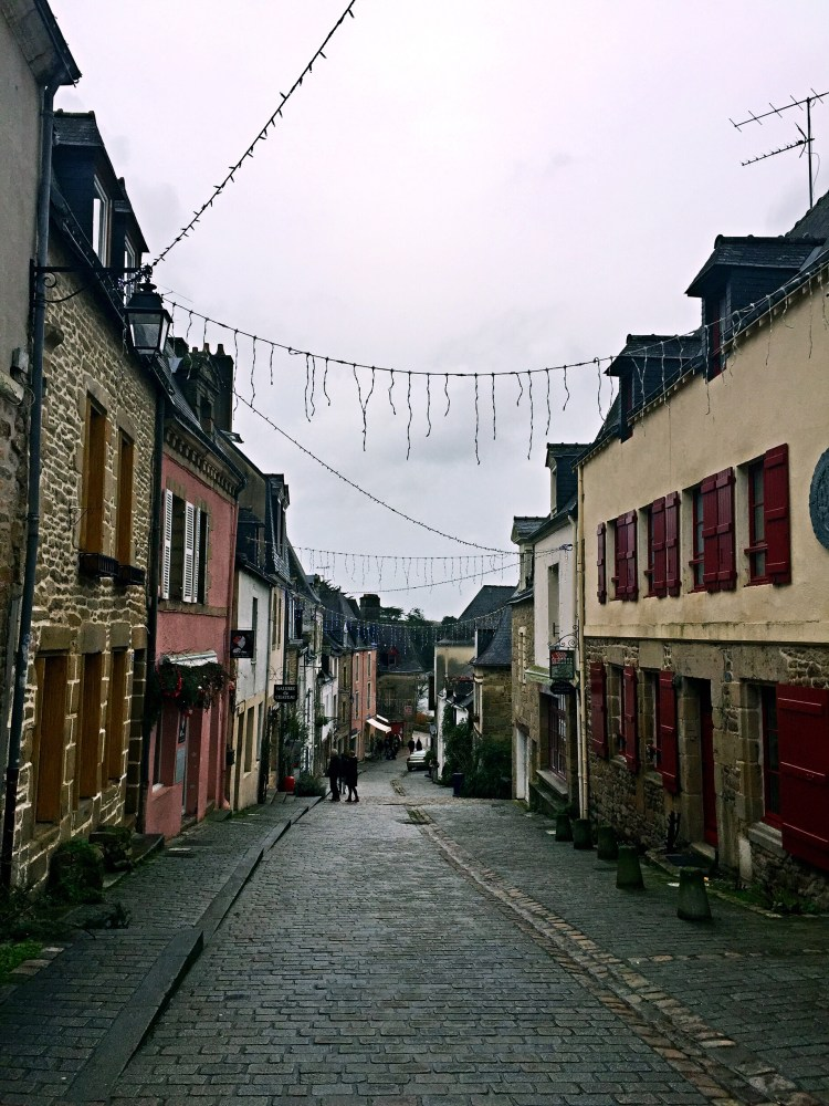 Rue du Chateau - Auray/Saint-Goustan - Auray Brittany