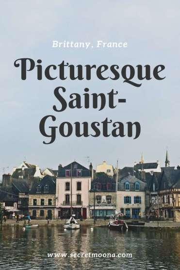 Picturesque Saint-Goustan - pin