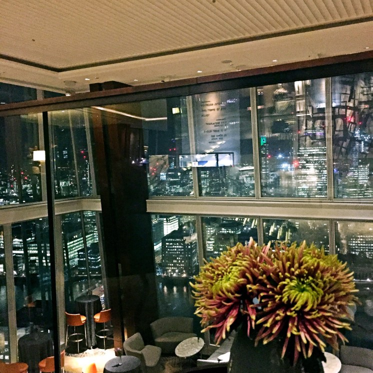 Flowers at Ting - Ting Shard