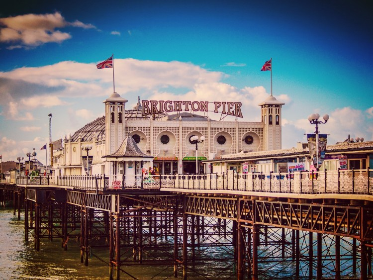 Brighton Pier - day trip from London