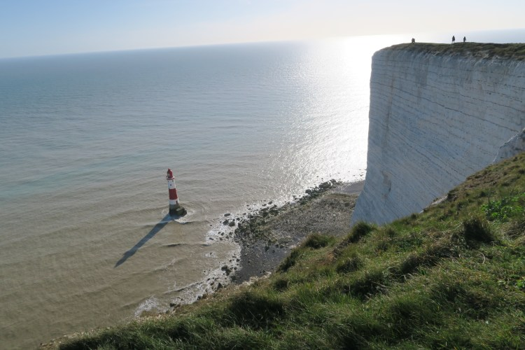 Seven Sisters, Eastbourne - day trip from London