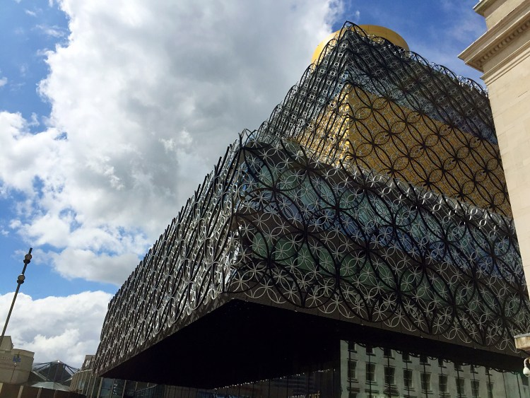 Library of Birmingham - to do Birmingham
