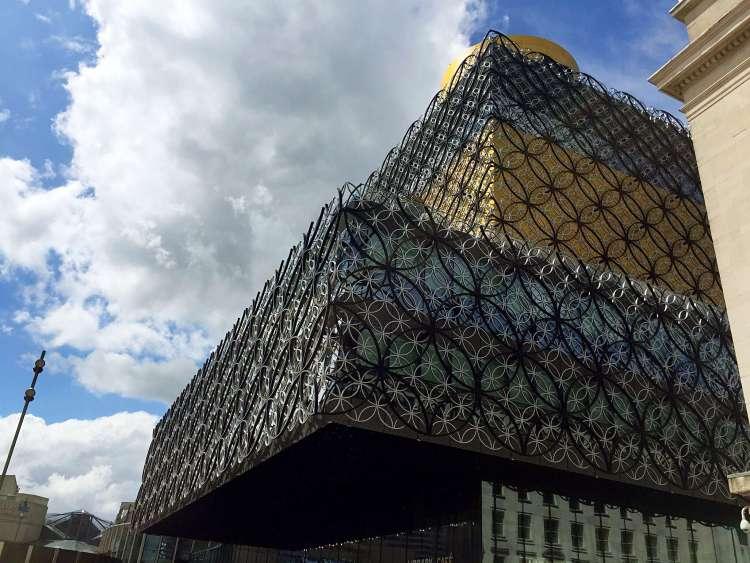 Library of Birmingham - to do Birmingham