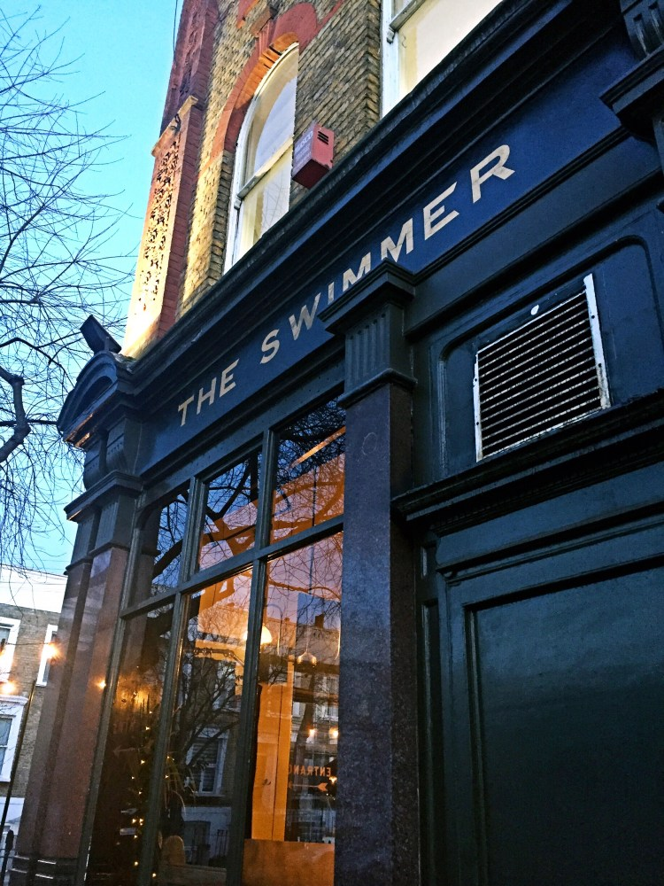 The Swimmer Pub- Holloway Road London