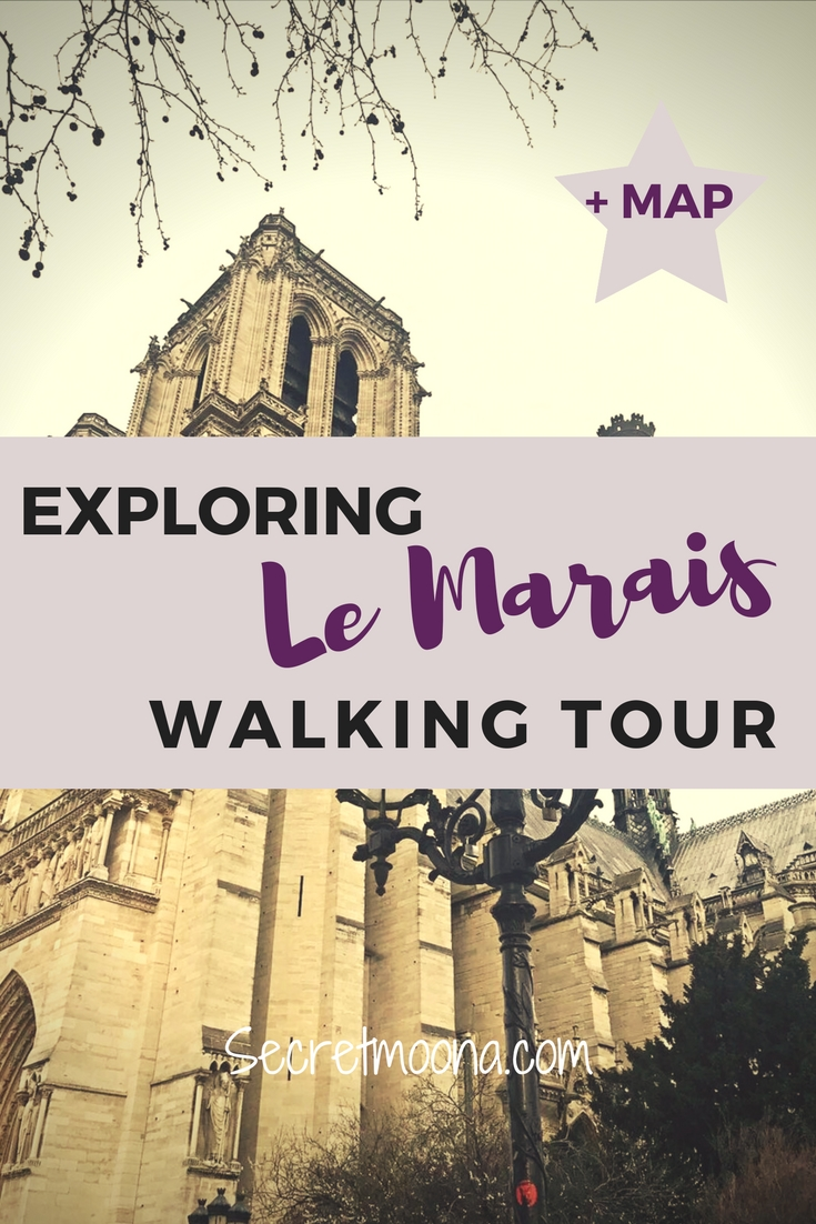 Exploring Le Marais - Walking tour Le Marais