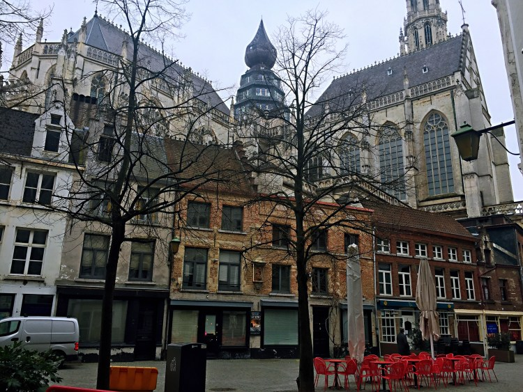 Old town - 24 Hours in Antwerp