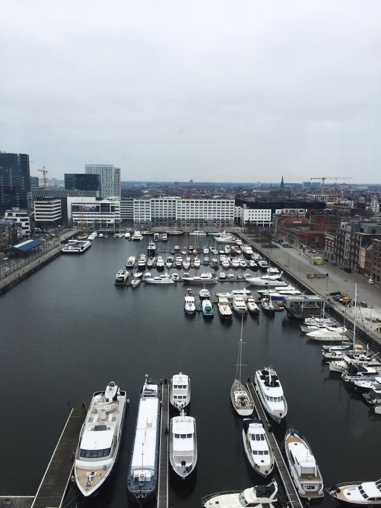 Port of Antwerp - things to do , 24 hours in Antwerp