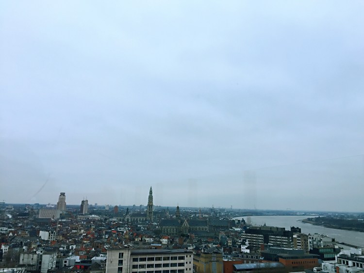 Skyline - 24 Hours in Antwerp