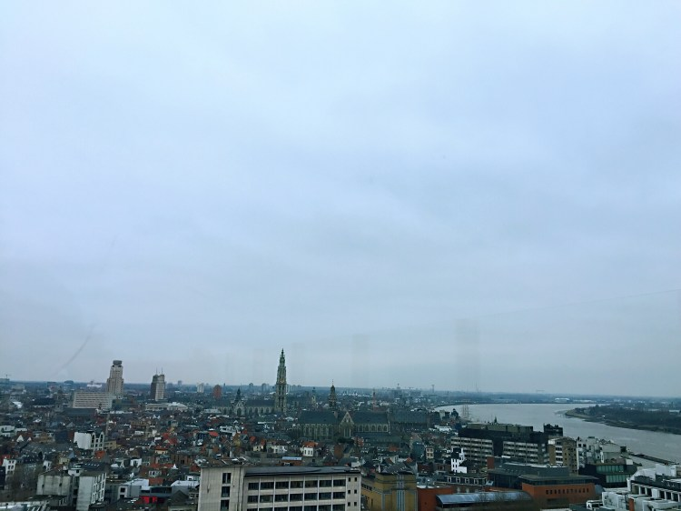 Skyline - things to do , 24 hours in Antwerp