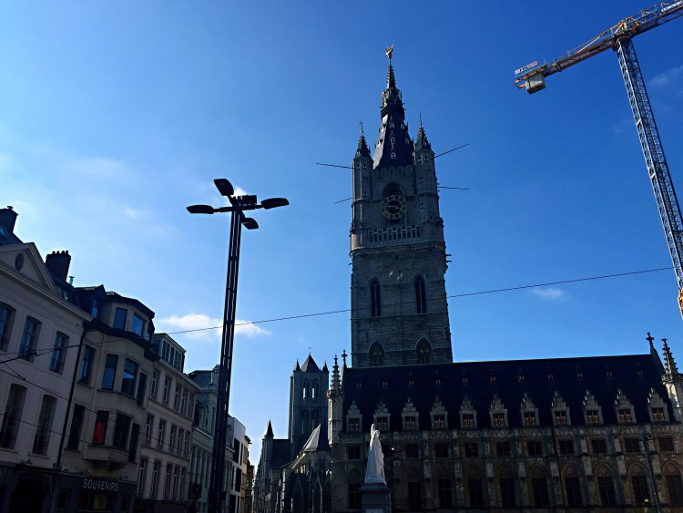 Ghent Belfry - reasons to visit Ghent