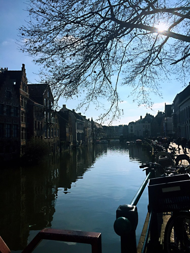 Graslei and Korenlei - reasons to visit Ghent