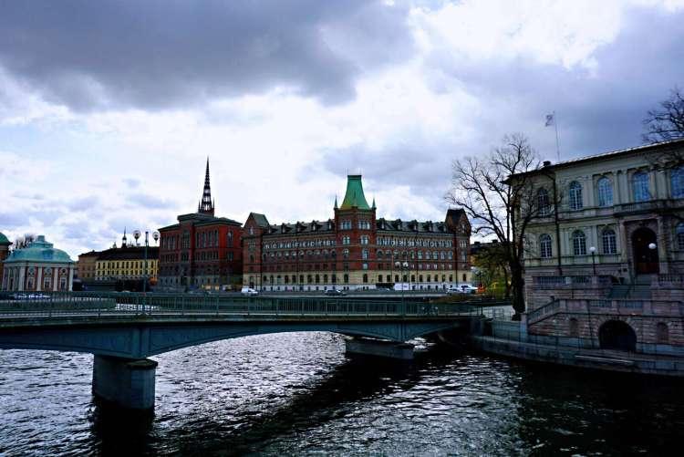 Stockholm ultimate travel guide - Bridge