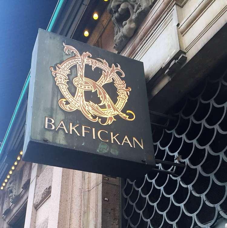 Stockholm ultimate travel guide - Bakfickan