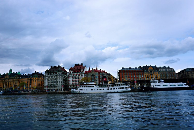 Stockholm waterside - one day in Stockholm