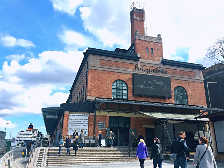 Fotografiska - one day in Stockholm