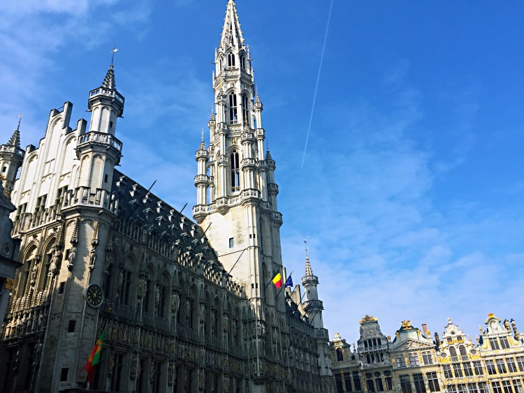 Hotel de Ville in Brussels - Brussels attractions