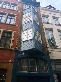 Interesting building - Brussels attractions