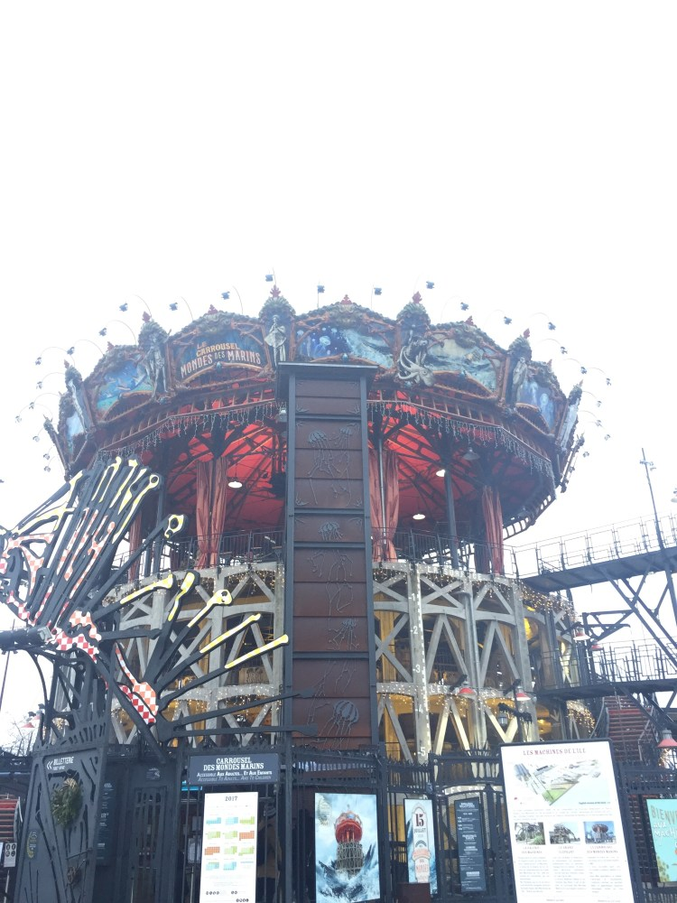 Carousel des Monde Marins - Guide to the best tourist attractions, places in Brittany