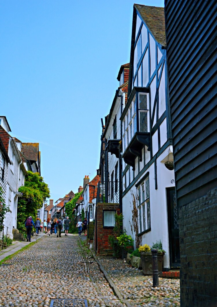 Mermaid Street - Rye East Sussex