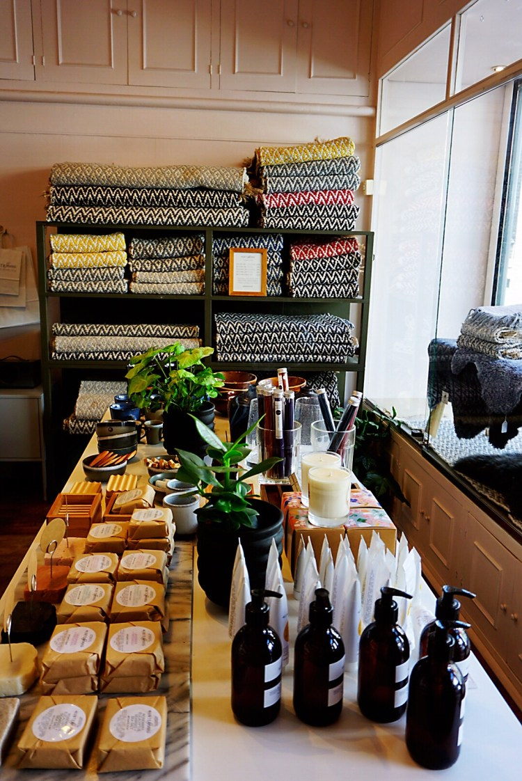 Shop display - Rye East Sussex