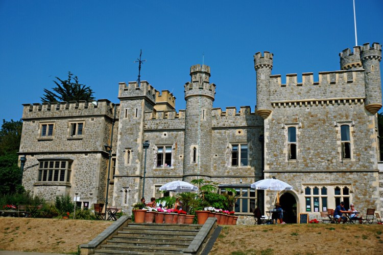 Whitstable Castle - Whitstable day trip seaside town things to do