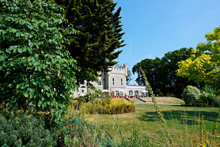 Whitstable Gardens - Whitstable day trip seaside town things to do