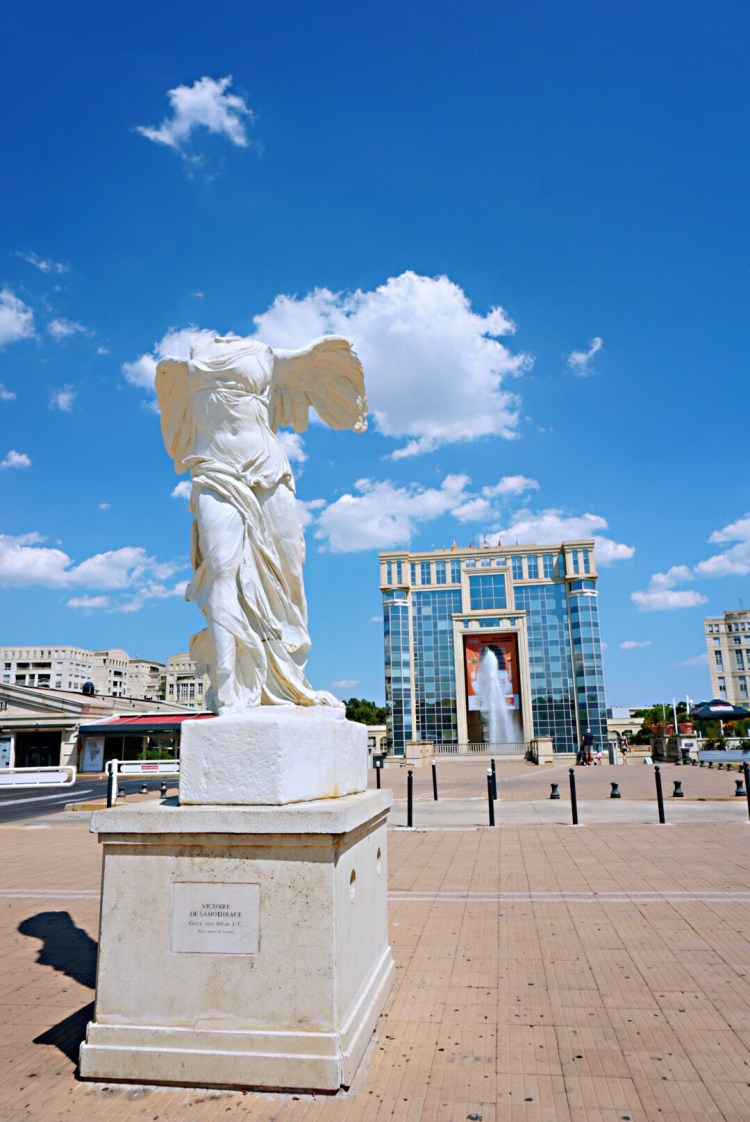 Antigone district - Things to do in Montpellier