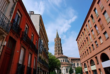 Basilica Saint-Sernin - How to spend 24 hours in Toulouse