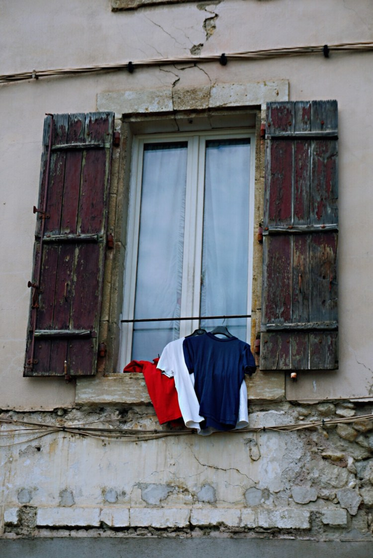 French flag in Beziers - Visit Occitanie
