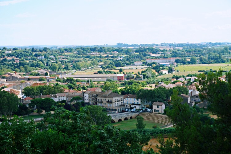 View of Beziers arena - Visit Occitanie