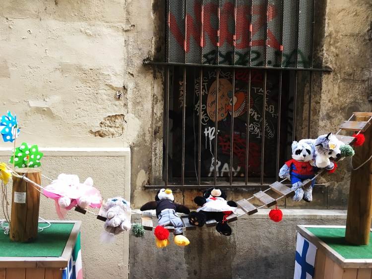Display of toys in Montpellier - Visit Occitanie
