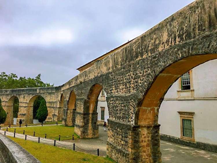 Arcos de São Sebastião - one day in Coimbra