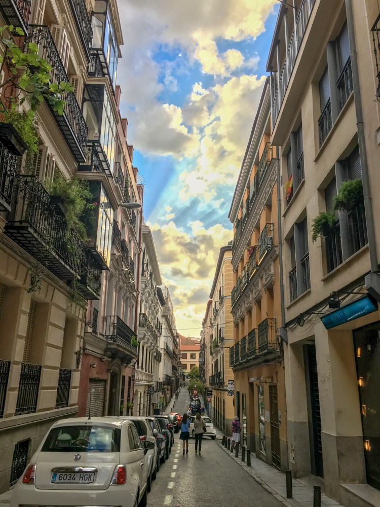 How to spend a weekend break in Madrid, Spain.