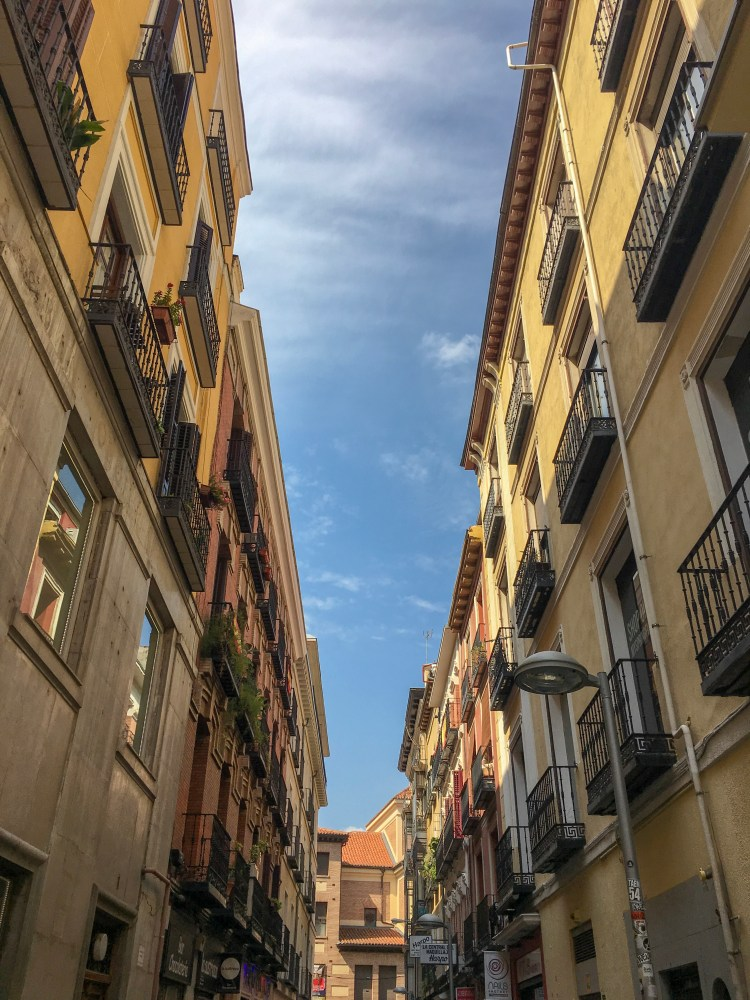 Example of Madrid's architecture- Weekend breaks in Madrid