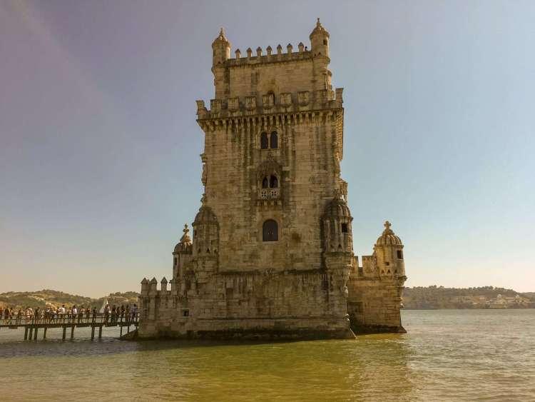Belem Tower - 3 day trip Lisbon
