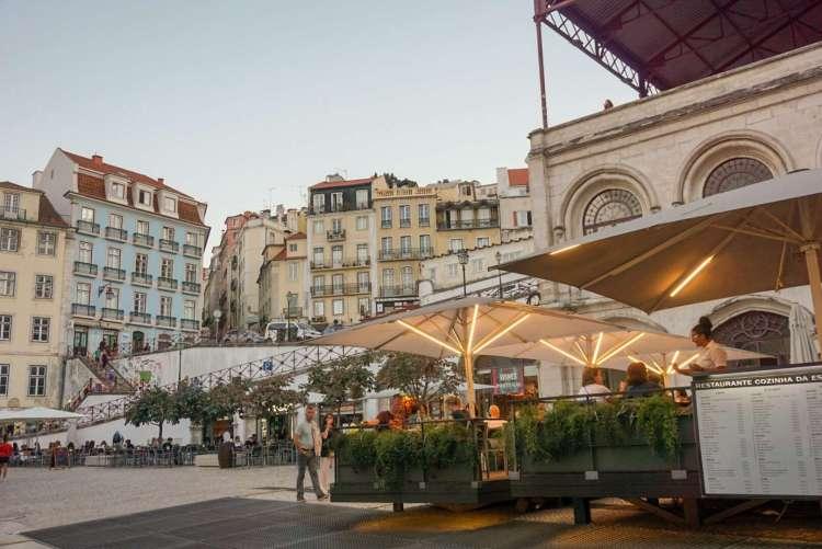 Place in Rossio neighbourhood - 3 day in Lisbon