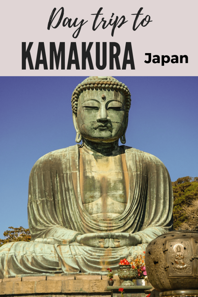Day trip to Kamakura. Guide and tips for visiting the best temples of Kamakura including the Great Buddha.