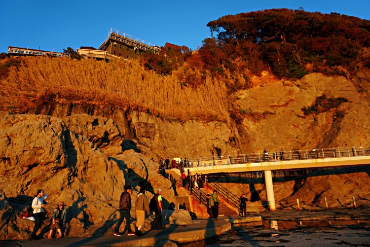 Chigogafuchi Abyss - Enoshima day trip